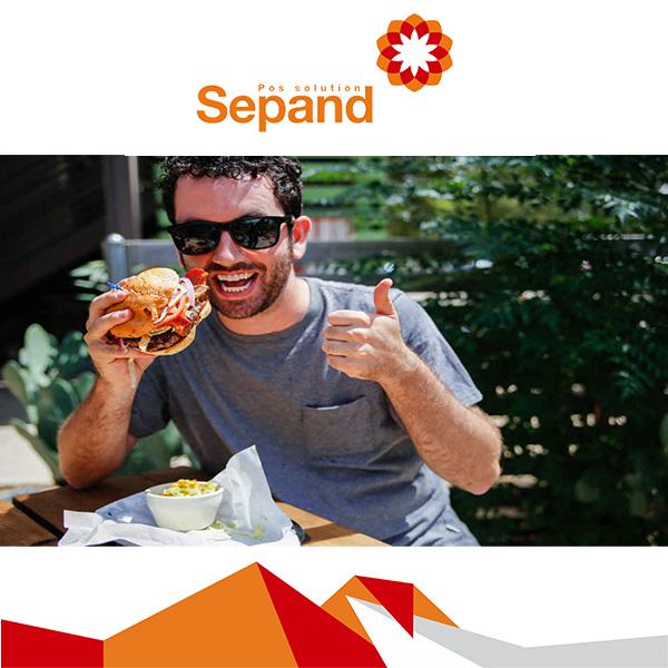 شناسايي علايق مشتريان در رستوران ها www.sepand.biz