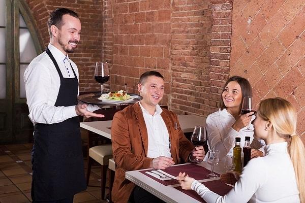 قابلیت فراخوانی گارسون در منو دیجیتال رستوران