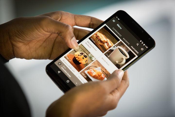 مزیت پرداخت آنلاین در منو دیجیتال رستوران